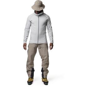 Houdini Outright Houdi Fleece Jacket Men, ground grey